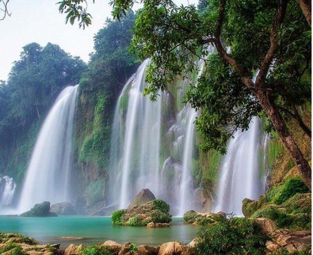 Những ngọn thác đẹp nhất ở vùng Tây Bắc