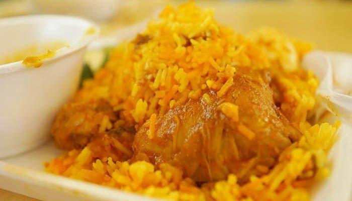 Cà ri là món ăn lạ vị nhất mình từng thử qua