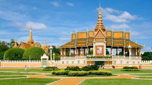 Top 4 địa điểm đáng tham quan nhất khi tới Phnom Penh Campuchia