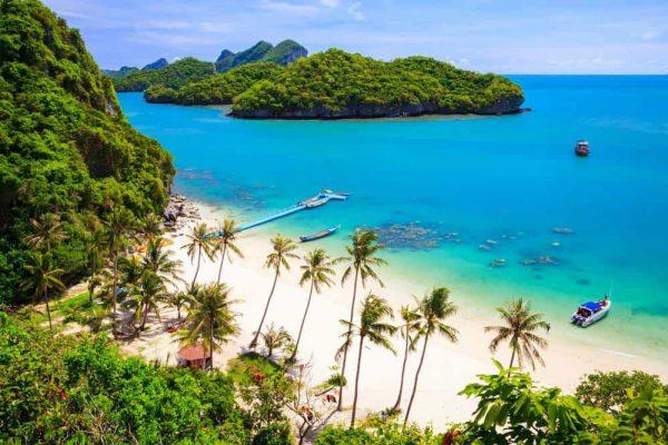Đảo Koh Samui- điểm đến tuyệt vời dành cho bạn ở Thái Lan ( ảnh sưu tầm)