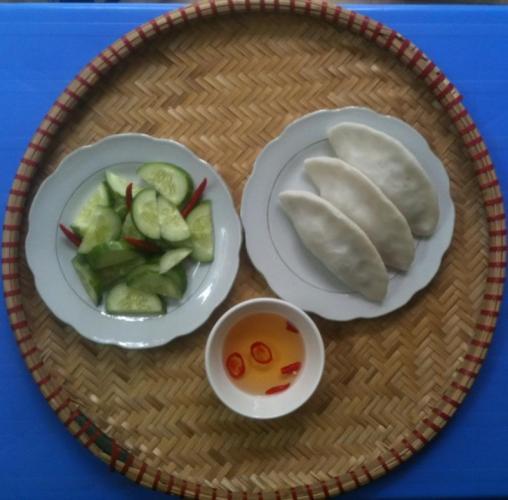 Bánh tai Phú Thọ món dân dã- ngon đặc biệt (ảnh sưu tầm)