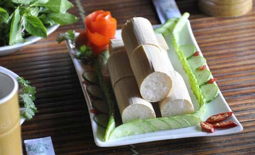 Cơm Lam - Phú Thọ (ảnh sưu tầm)