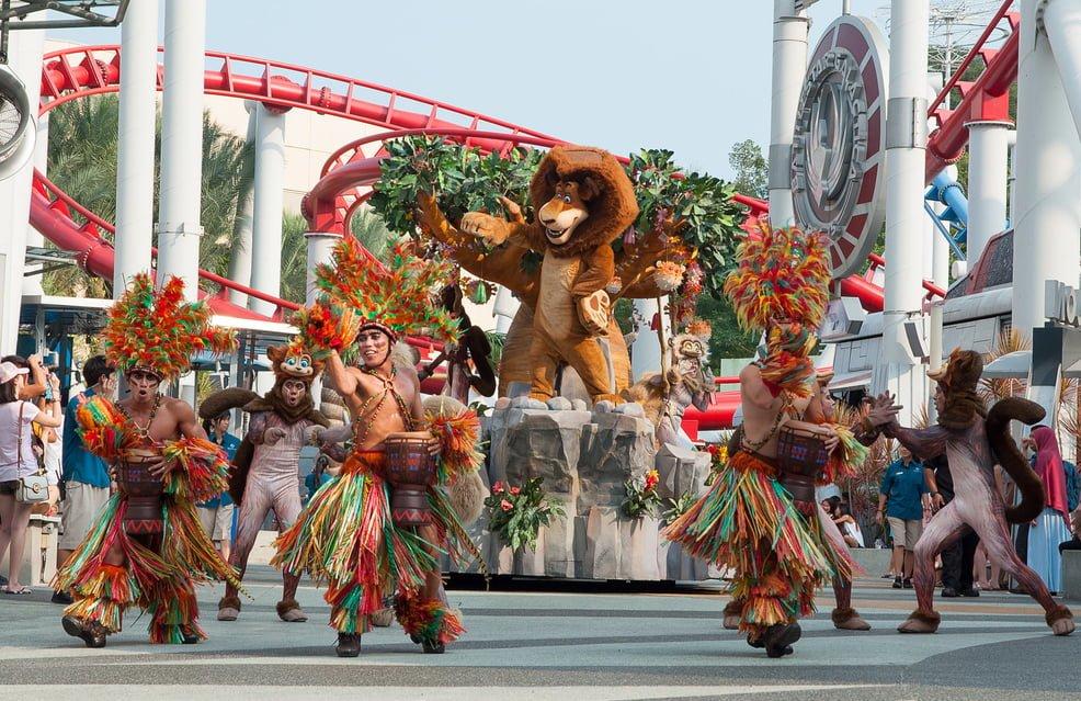 Hollywood Dreams Parade