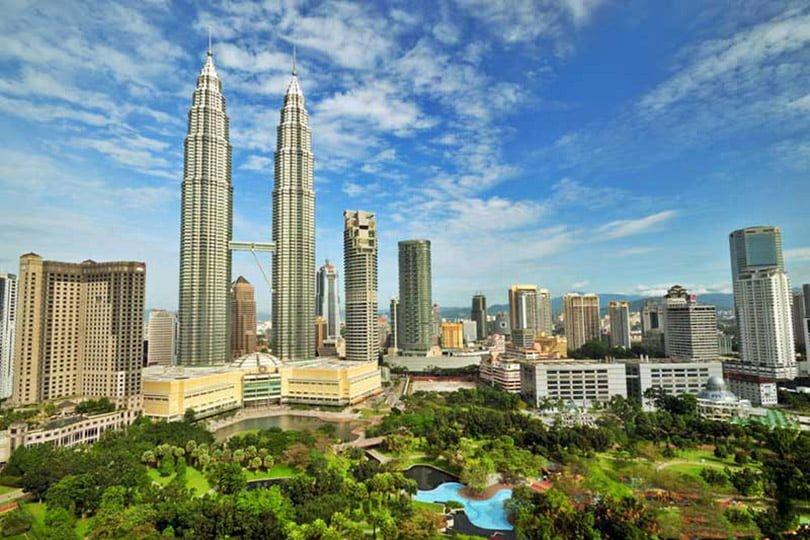 Top 3 điểm tham quan tuyệt nhất ở Kuala Lumpur - Malaysia ?