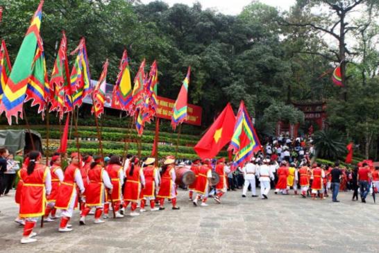 12 điểm du lịch ý nghĩa nên đến ở Phú Thọ ( phần 1)