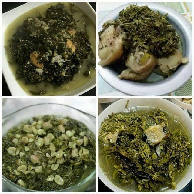 Món rau sắn ngon dân dã- đặc sản Phú Thọ (ảnh sưu tầm)