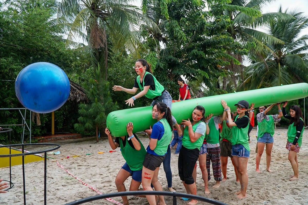 Tết Dương lịch 2019 - 5 điểm vui chơi sát Sài Gòn đi về trong ngày Tết Dương lịch