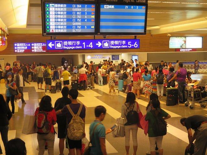 152 khách du lịch Việt Nam 'biến mất' sau khi đến Cao Hùng - Đài Loan