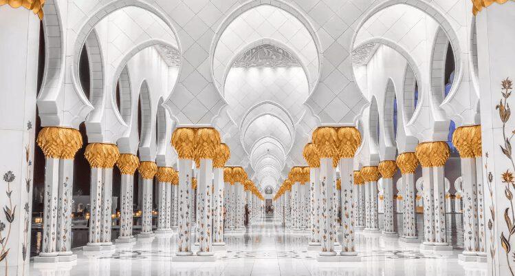 Tấm Thảm Lớn Nhất Thế Giới - Thánh đường Sheikh Zayed Mosque