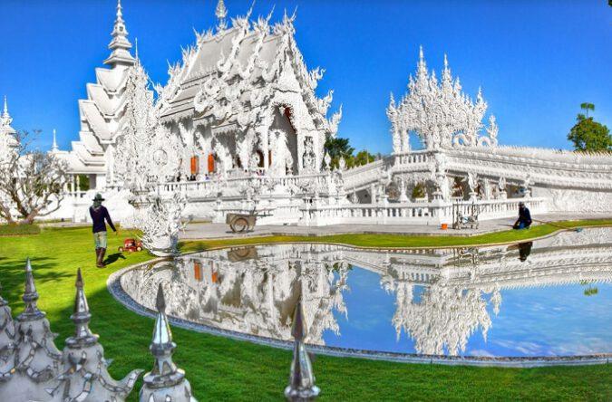 Du lịch Chiang Rai trong ngày và khám phá những ngôi đền
