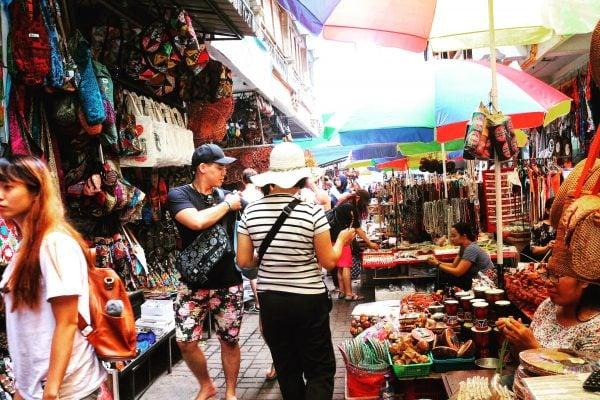 Chợ Nghệ thuật Ubud