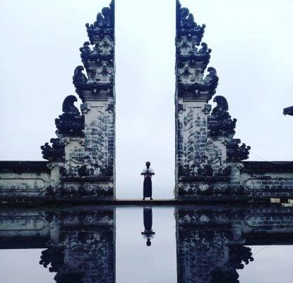 Đền Besakih Đông Bali
