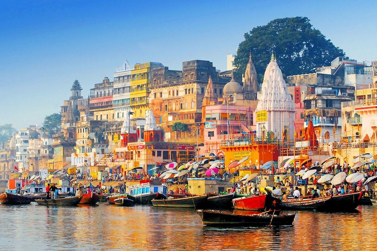 Varanasi, Ấn Độ