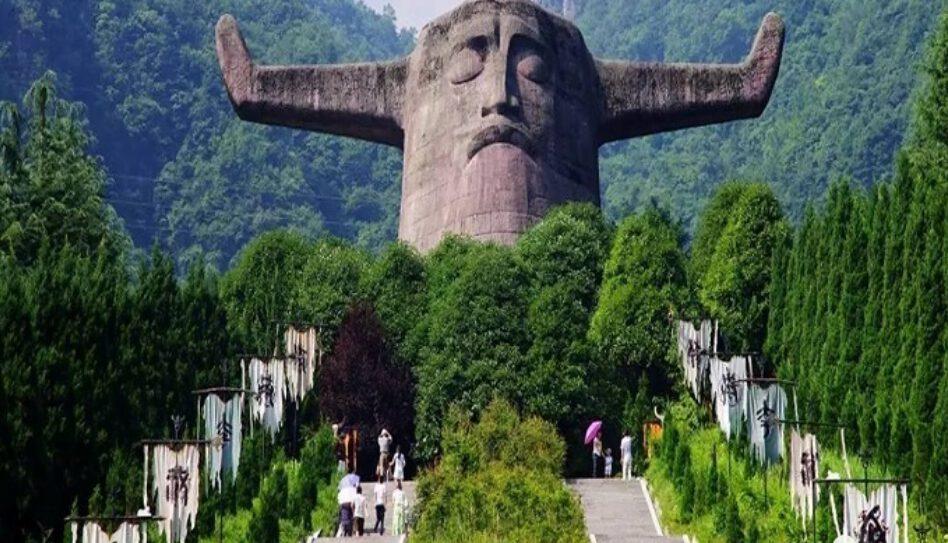 Phong cảnh Đàm Thần Nông Giá (ảnh internet)