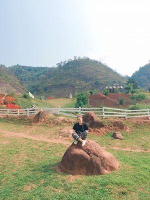 Happy Land - Vui chơi thỏa thích tại Mộc Châu