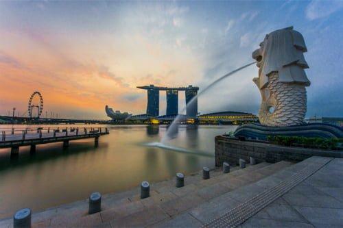 Chuyện về con vật bí hiểm tạo nên tên gọi của đất nước Singapore