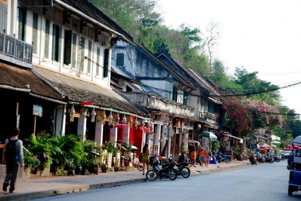 Luong Prabang, Lào