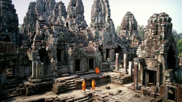 Campuchia - Xứ sở nụ cười kỳ 1