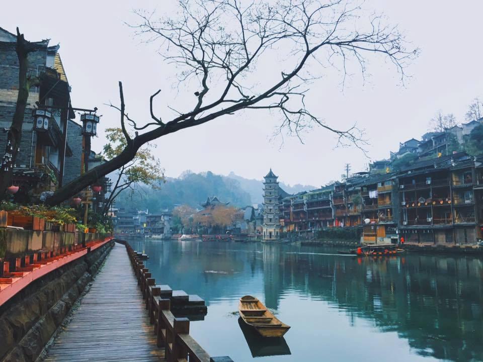 Phượng Hoàng cổ trấn, Trung Quốc