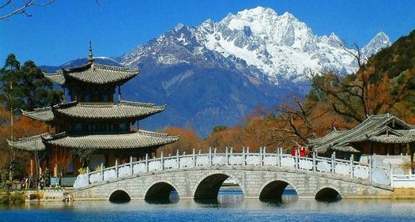 Lệ Giang, Trung Quốc