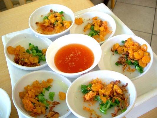 Bánh bèo chén xứ Huế (ảnh internet)