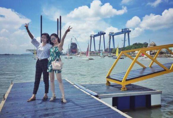Bến du thuyền Marian điểm chụp hình cực đẹp (ảnh internet)