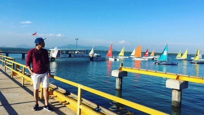 Bến du thuyền Marina ở Vũng Tàu(ảnh internet)