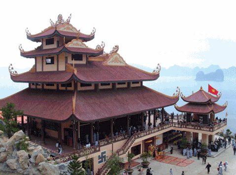 chùa Giác Lâm (ảnh internet)