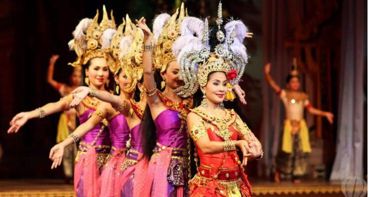 Múa truyền thống Thái Lan (ảnh internet)