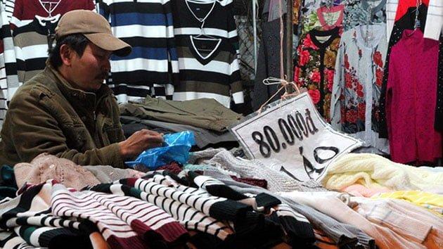 Áo len chợ đêm Đà Lạt giá cực rẻ (ảnh internet)