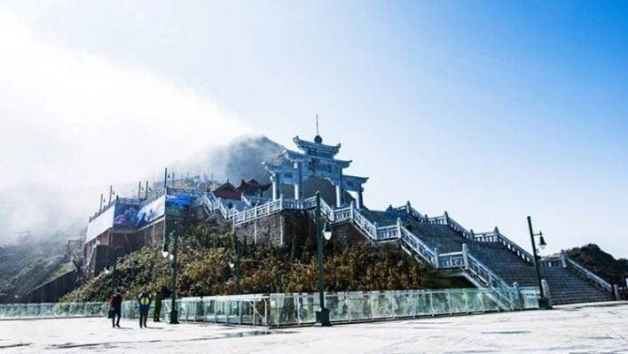 Chinh phục đỉnh Fansi pan- nóc nhà Đông Dương