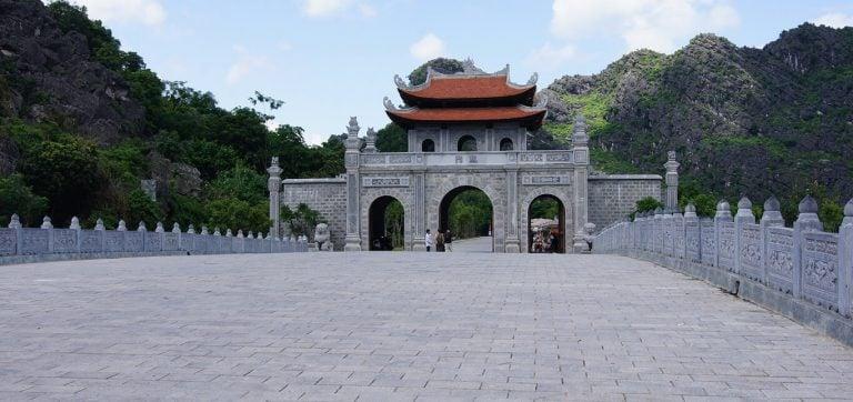 Cố đô Hoa Lư- Ninh Bình (ảnh internet)