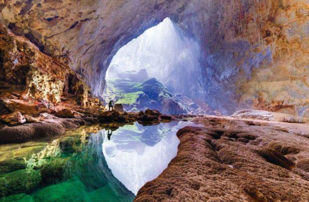 Hang Son Đoong một trong những hang động đẹp nhất thế giới (ảnh internet)
