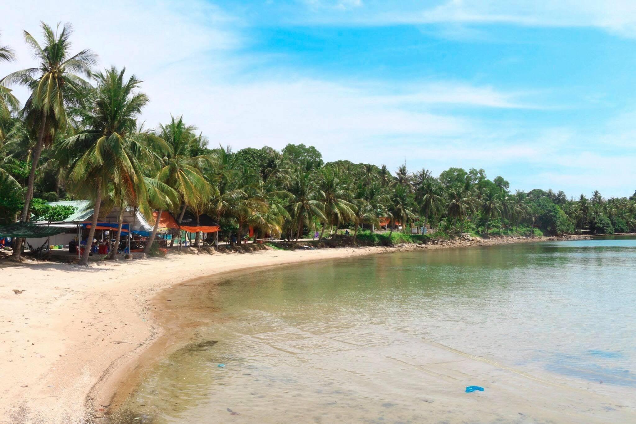 Khám phá hòn đảo hoang sơ, đảo Hải Tặc