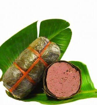 Món chả bò Đà Nẵng (ảnh internet)