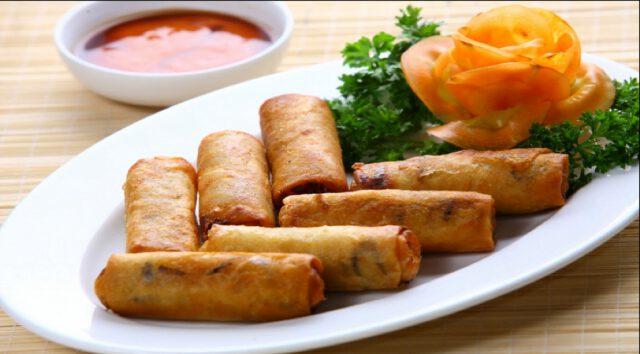 Món ram đẻn Quảng Bình (ảnh internet)