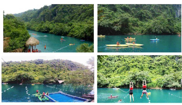 Sông Chày - Hang Tối điểm du lịch độc đáo với trải nghiệm cực hot