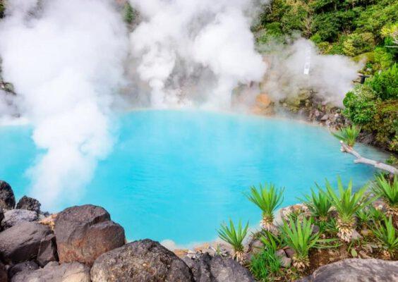 Suối khoáng Bang điểm du lịch nghỉ dưỡng tuyệt vời (ảnh internet)