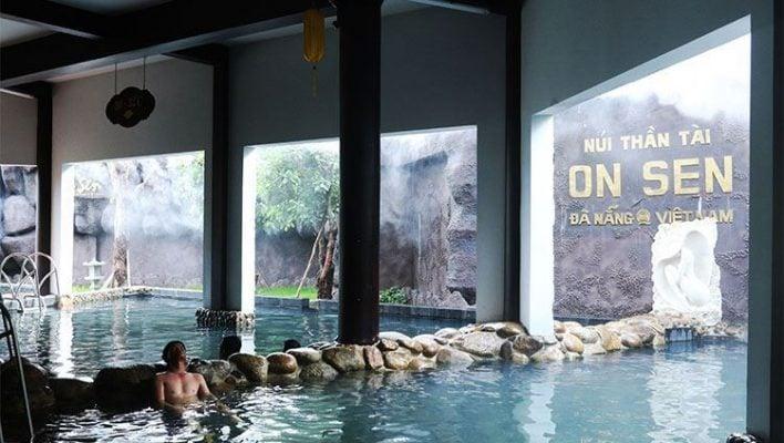 Tắm onsen Kiểu Nhật (ảnh internet)