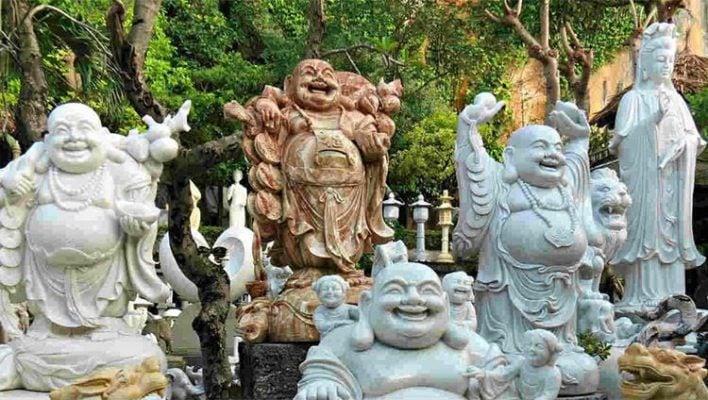 Tượng Phật bằng đá (ảnh internet)