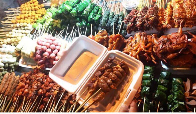 Các món ăn vặt ngon ở chợ đêm Đà Lạt