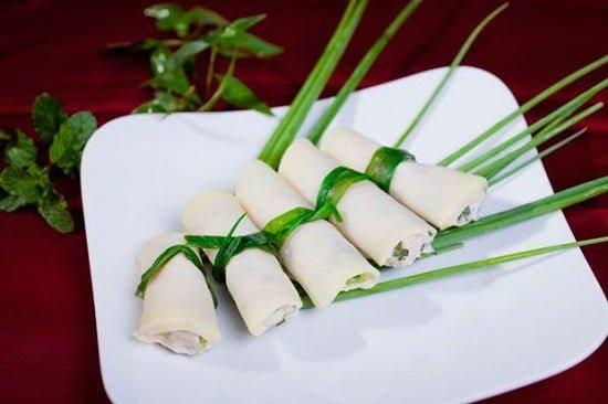 Món nem măng đắng của người Tày Sapa (ảnh internet)