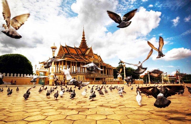 Du lịch Campuchia - các điểm đến đẹp lịm tim