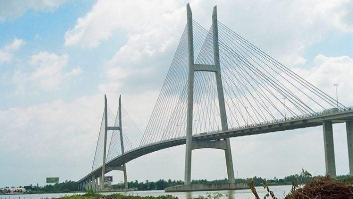 Cây cầu Mỹ Thuận (nguồn ảnh internet)