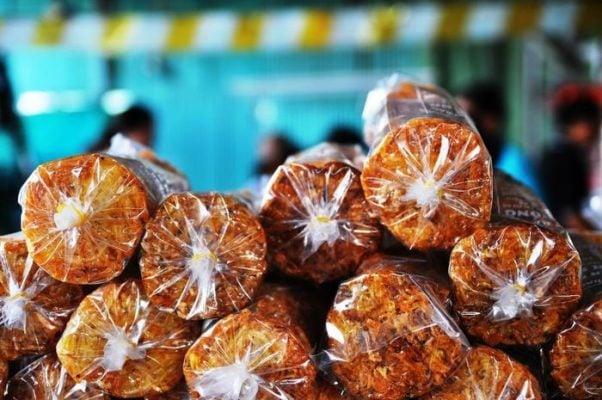 Đặc sản làm quà bánh rế Phan Thiết- Bình Thuận (ảnh sưu tầm)