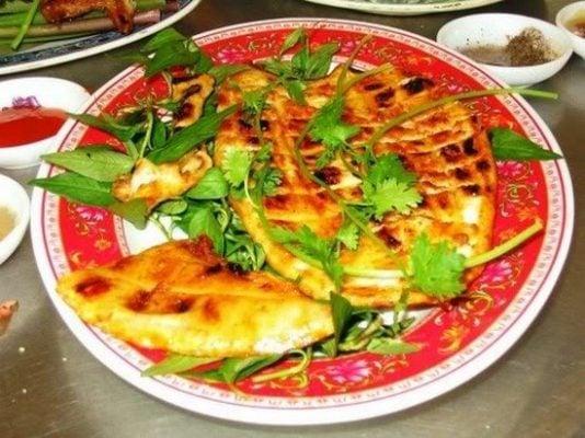 Món mực một nắng -đặc sản nổi tiếng ở Phan Thiết- Bình Thuận (ảnh sưu tầm)
