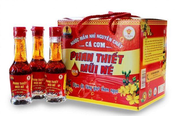 Đặc sản nước mắm Phan Thiết (ảnh sưu tầm )