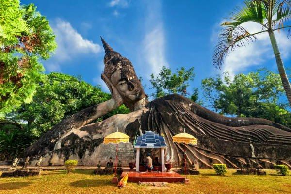 Top những ngôi chùa đẹp nhất ở Lào