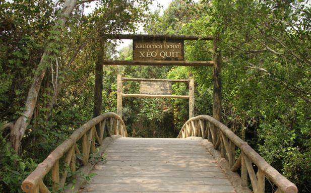 Chùa Lá Sen - Khu du lịch Xẻo Quít - một ngày du lịch trải nghiệm thật ý nghĩa