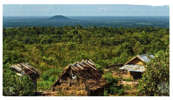 Nhìn ngắm vẻ đẹp thanh bình của làng quê (ảnh sưu tầm)